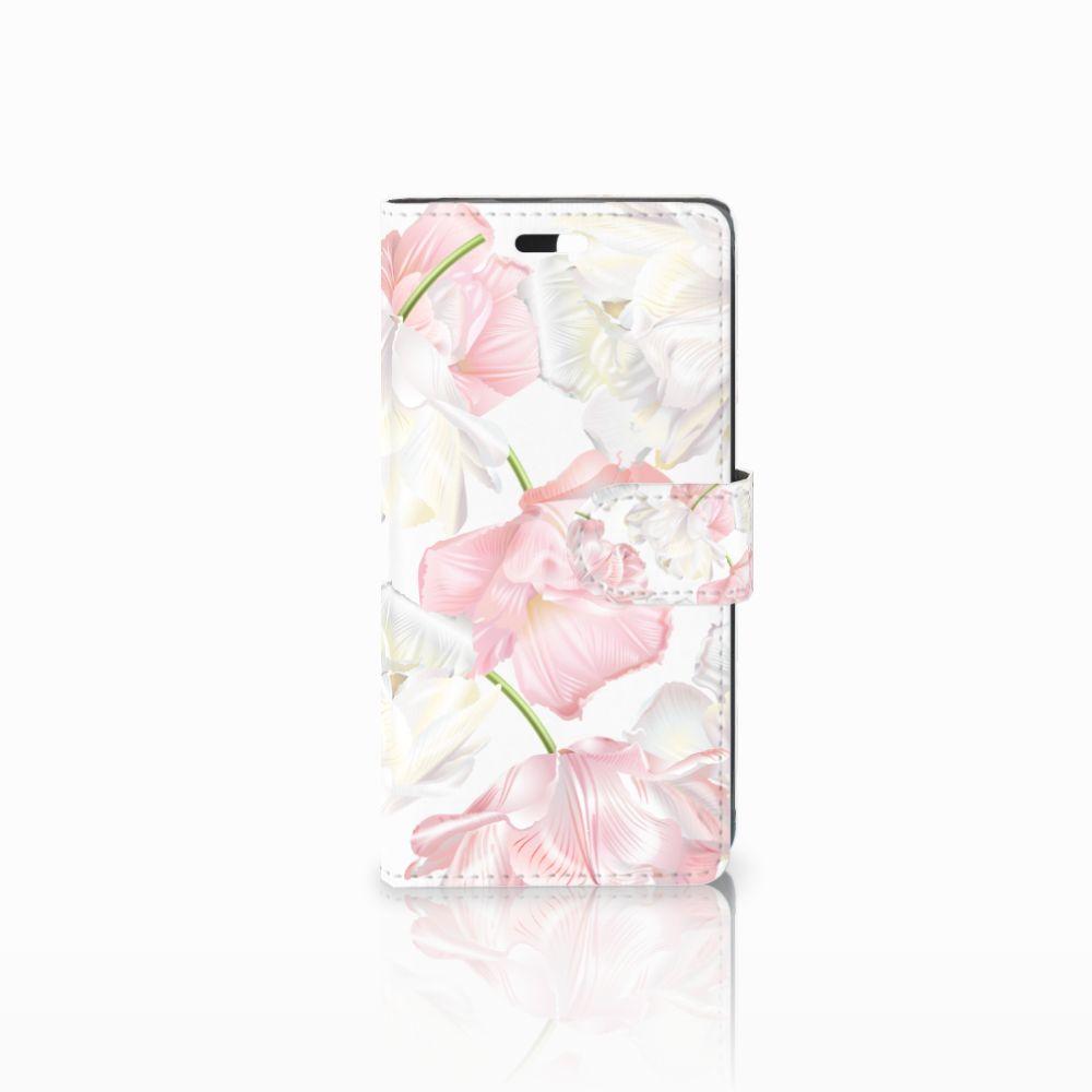 Huawei Y635 Boekhoesje Design Lovely Flowers