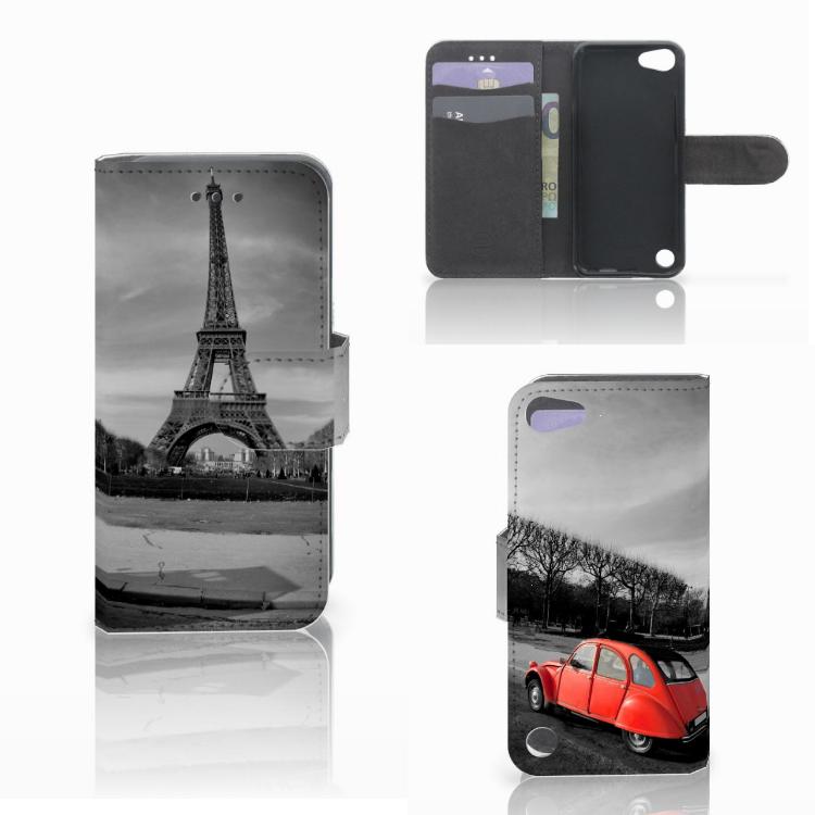 Apple iPod Touch 5 | 6 | iPod (2019) Flip Cover Eiffeltoren