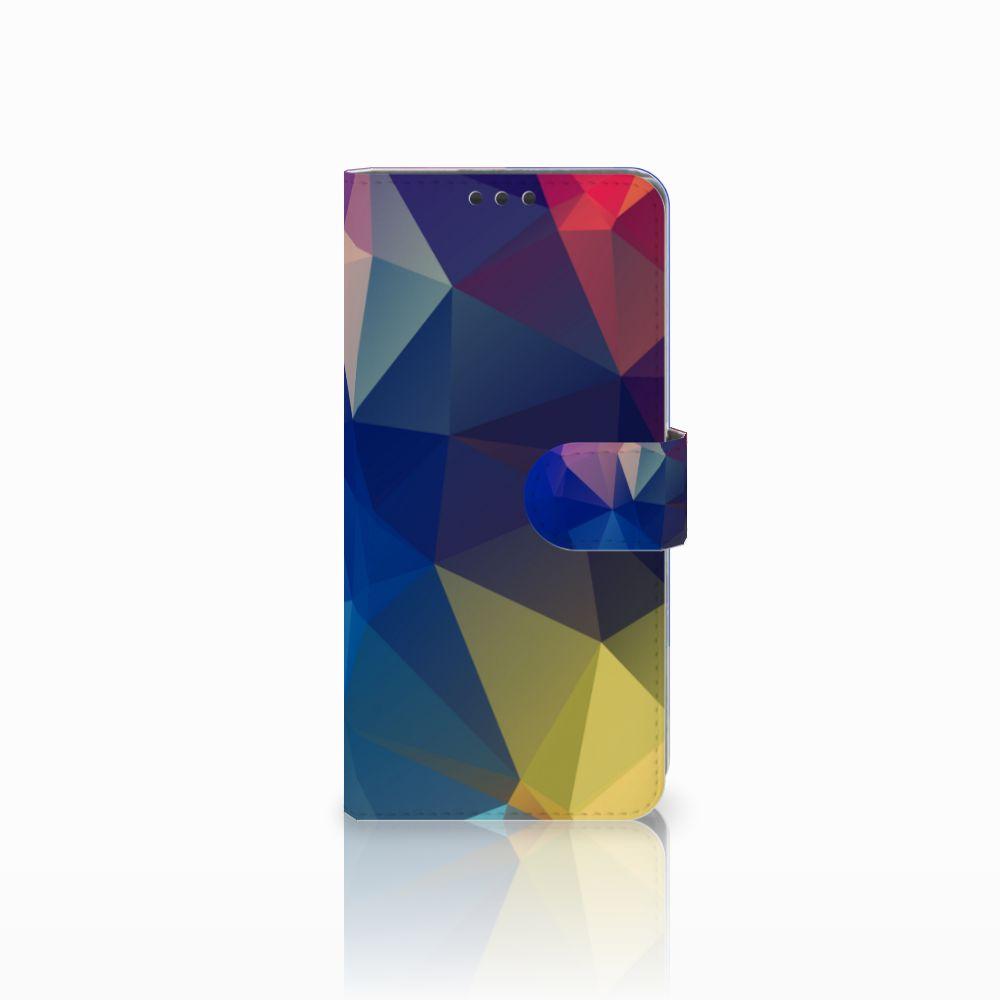 Sony Xperia Z5 Premium Bookcase Polygon Dark