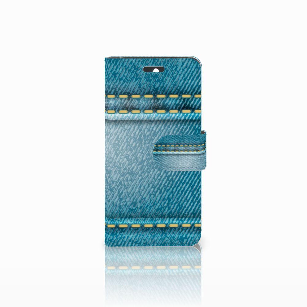 Huawei Ascend Y550 Boekhoesje Design Jeans
