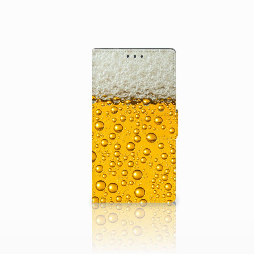 Samsung Galaxy Note 4 Uniek Boekhoesje Bier