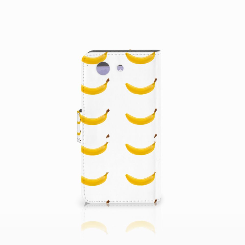Sony Xperia Z3 Compact Book Cover Banana