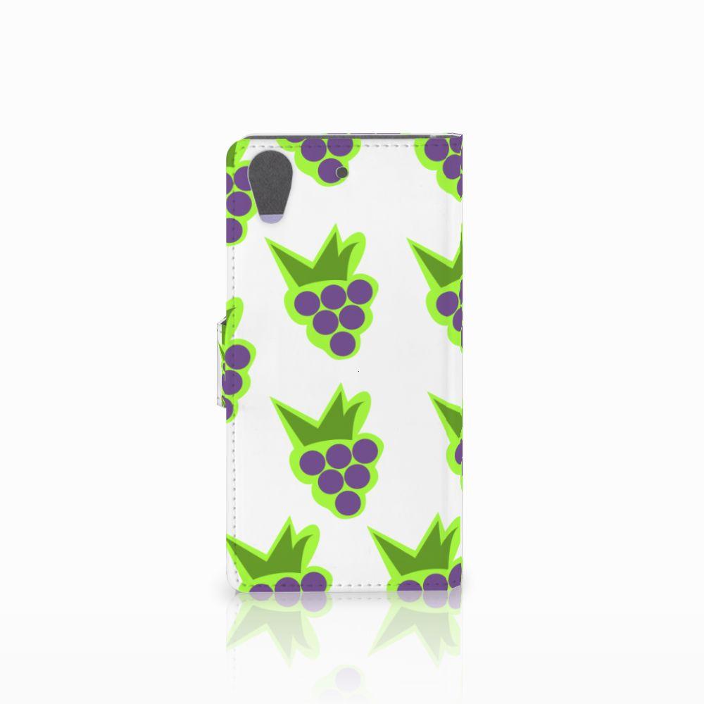 HTC Desire 626 | Desire 626s Book Cover Druiven