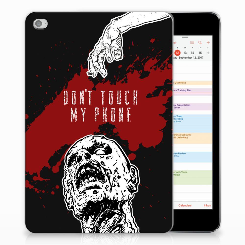 Apple iPad Mini 4 | Mini 5 (2019) Print Case Zombie Blood