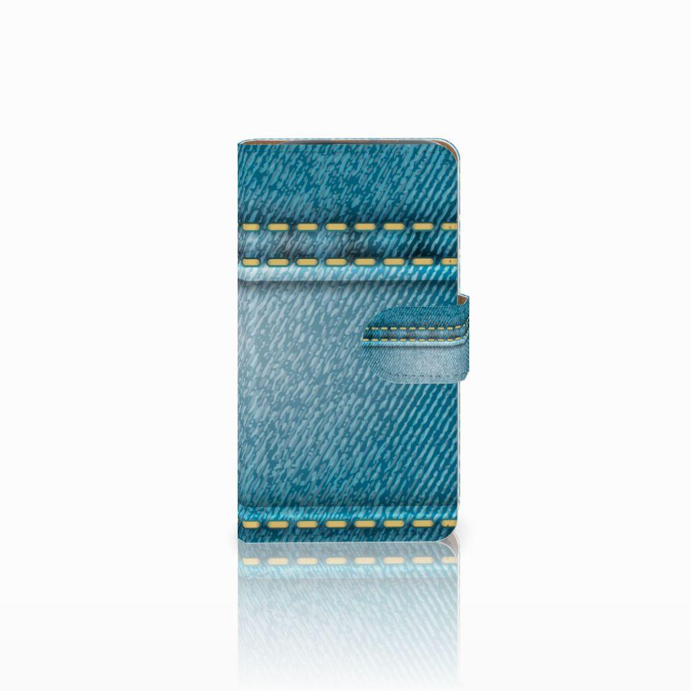 HTC Desire 310 Boekhoesje Design Jeans