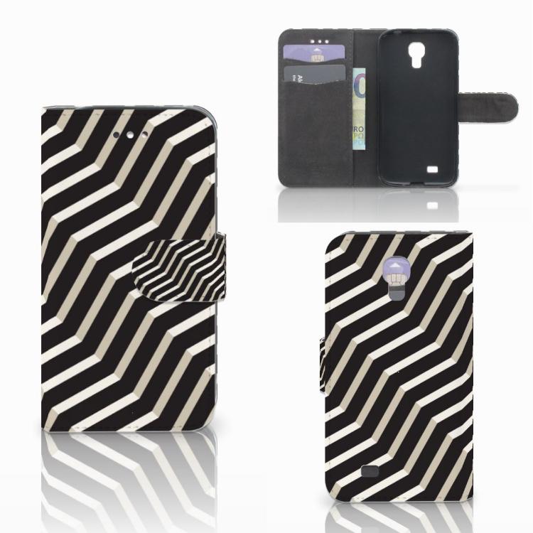 Samsung Galaxy S4 Bookcase Illusion