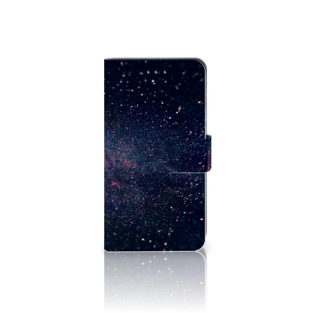 Samsung Galaxy J4 2018 Boekhoesje Design Stars