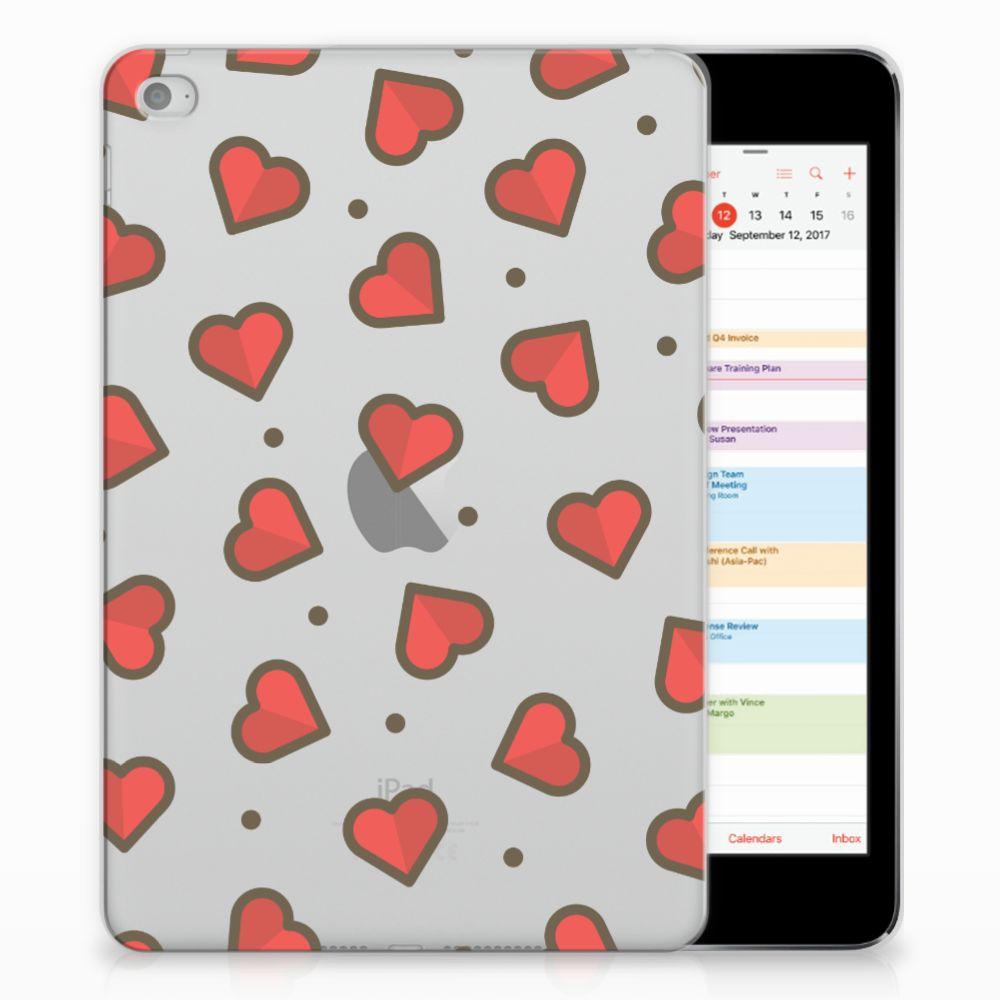 Apple iPad Mini 4 | Mini 5 (2019) Hippe Hoes Hearts