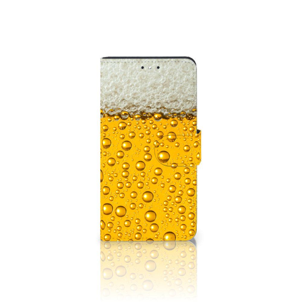 Motorola Moto G5S Plus Uniek Boekhoesje Bier