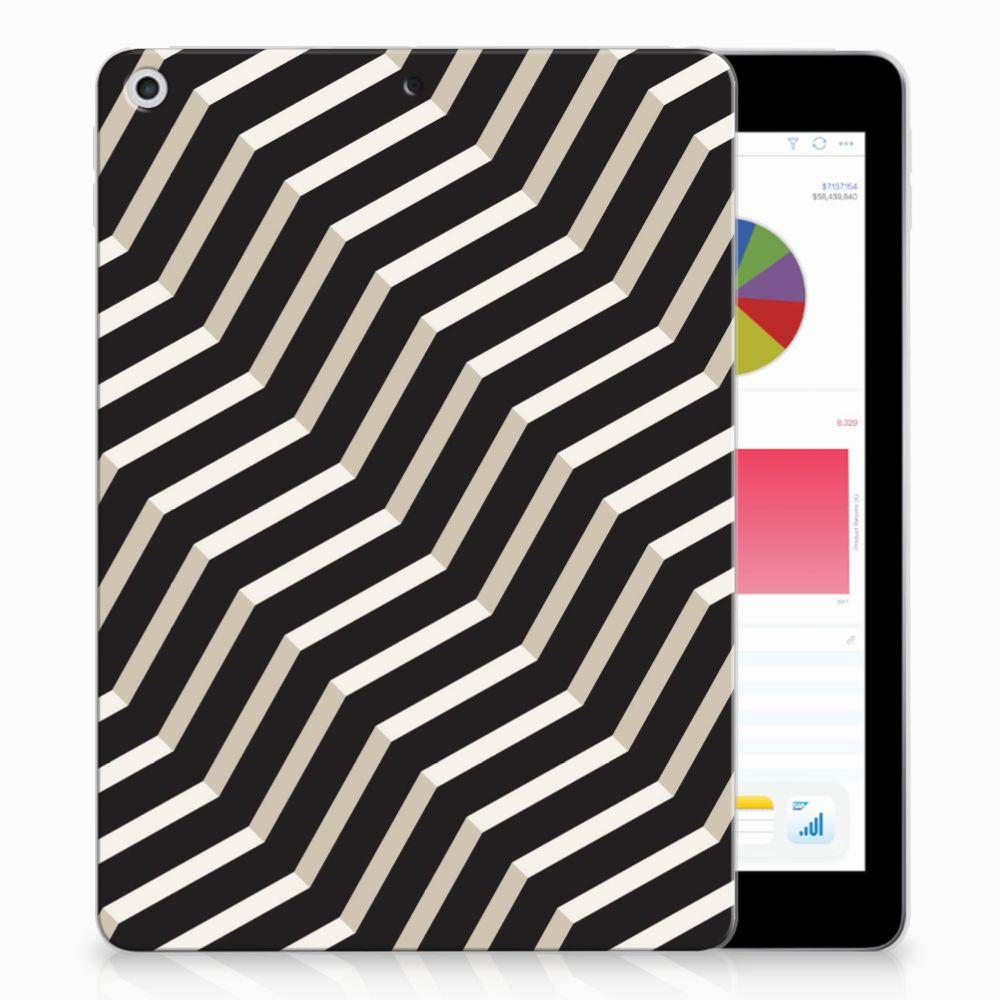 Apple iPad 9.7 2018 | 2017 Back Cover Illusion