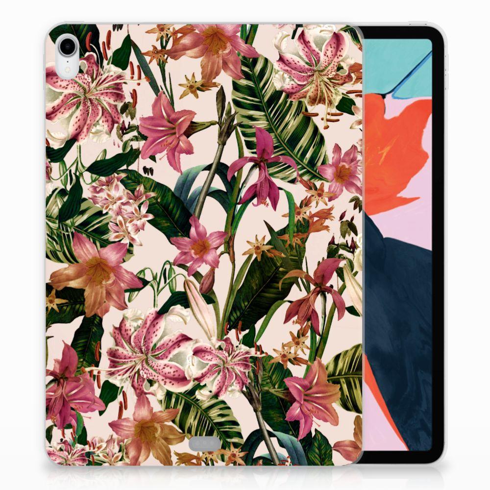 Apple iPad Pro 11 inch (2018) Uniek TPU Hoesje Flowers