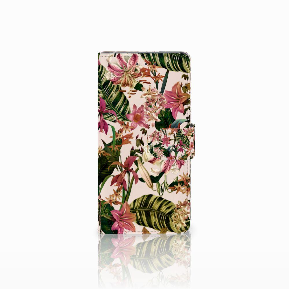 Samsung Galaxy Grand Prime | Grand Prime VE G531F Uniek Boekhoesje Flowers