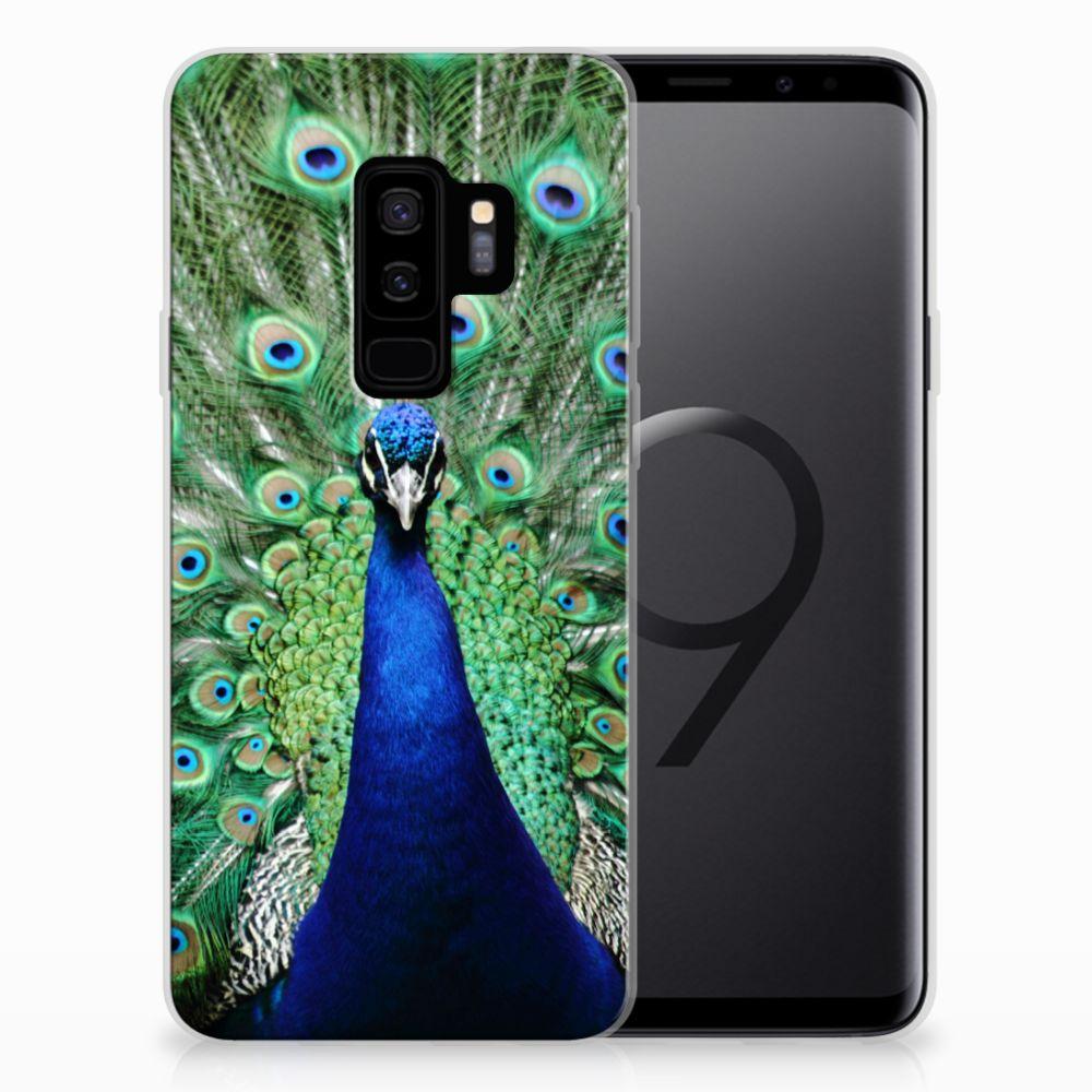 Samsung Galaxy S9 Plus TPU Hoesje Pauw