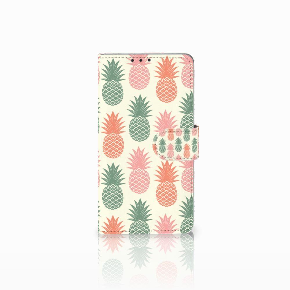 Sony Xperia Z1 Boekhoesje Design Ananas