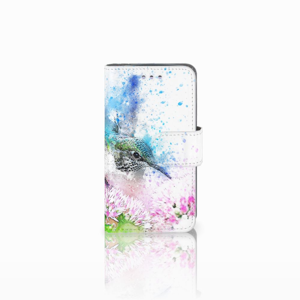 Samsung Galaxy S3 Mini Boekhoesje Design Vogel