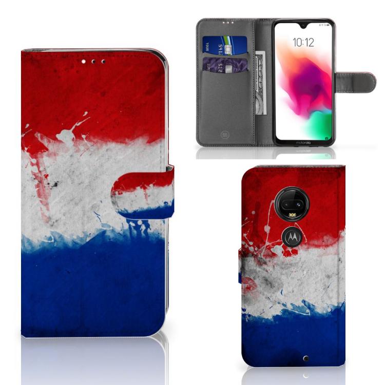 Motorola Moto G7   G7 Plus Bookstyle Case Nederland