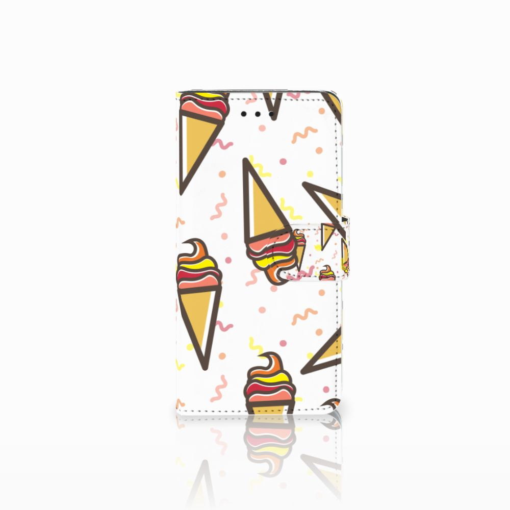 Huawei Y5 2018 Boekhoesje Design Icecream