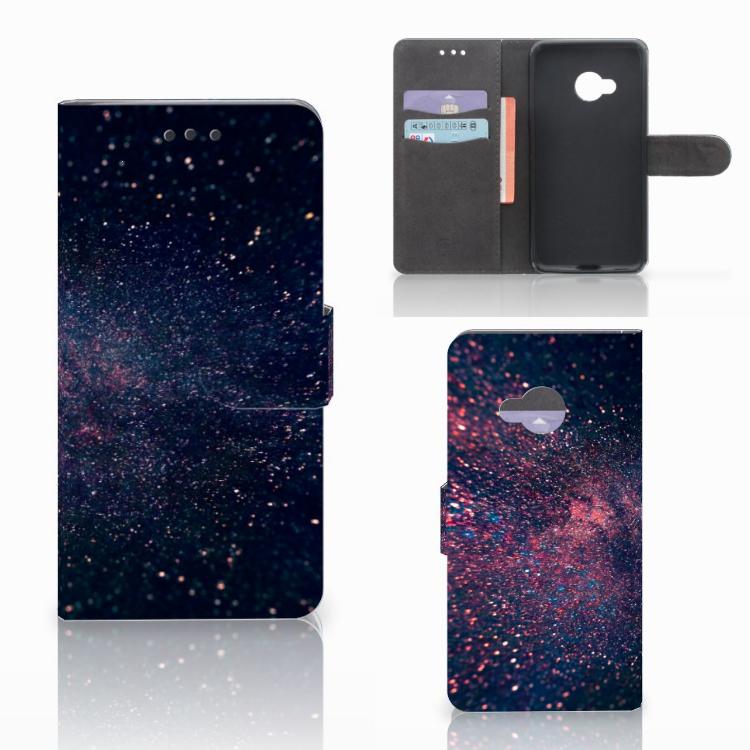 HTC U Play Bookcase Stars