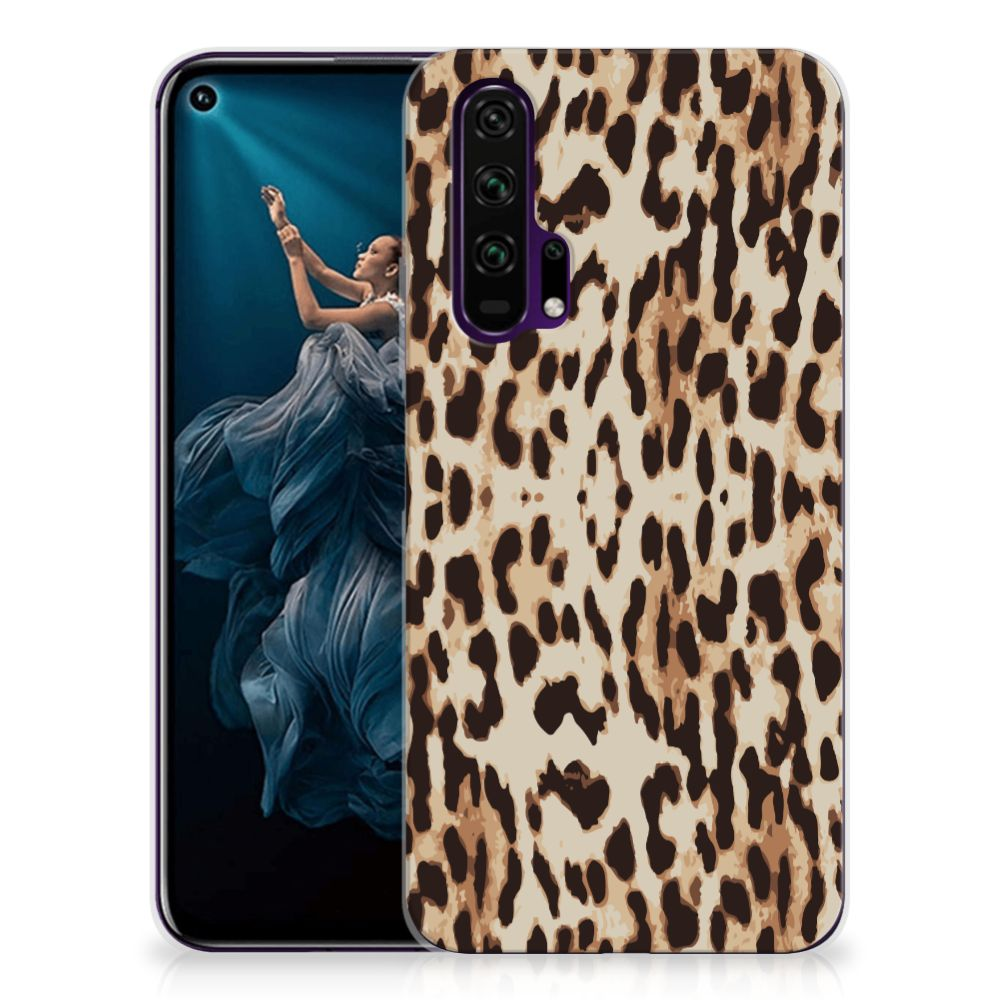 Honor 20 Pro TPU Hoesje Leopard