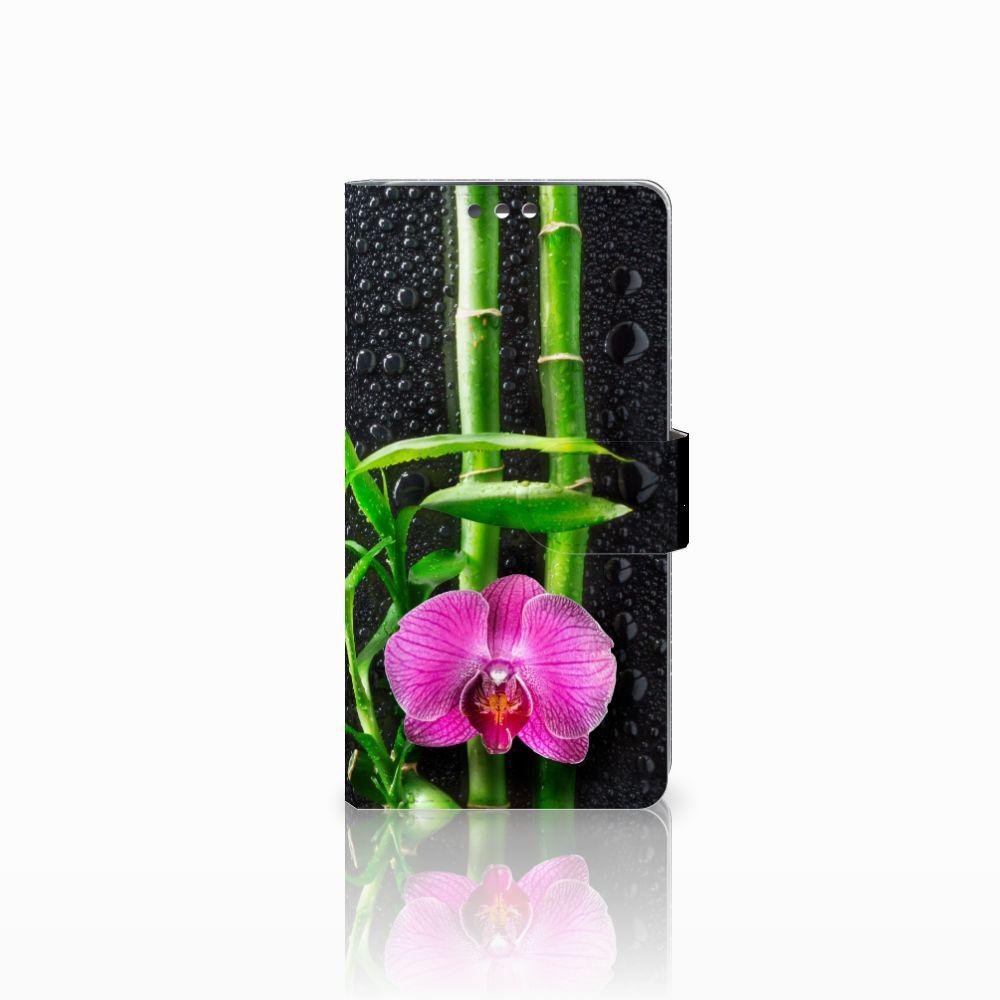 LG K8 Boekhoesje Design Orchidee