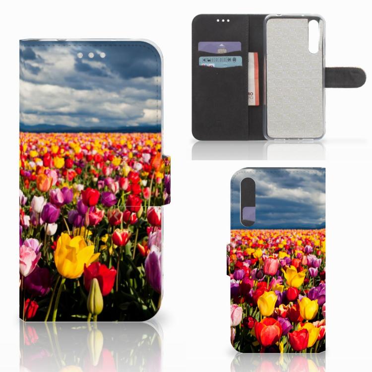Huawei P20 Pro Hoesje Tulpen
