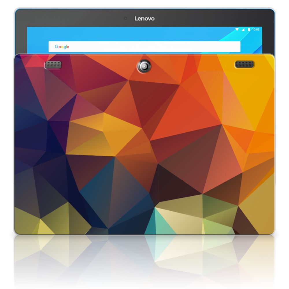 Lenovo Tab 10 | Tab 2 A10-30 Back Cover Polygon Color