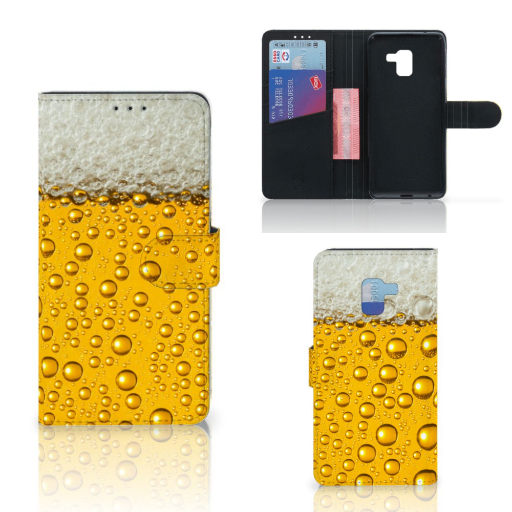 Samsung Galaxy A8 Plus (2018) Book Cover Bier