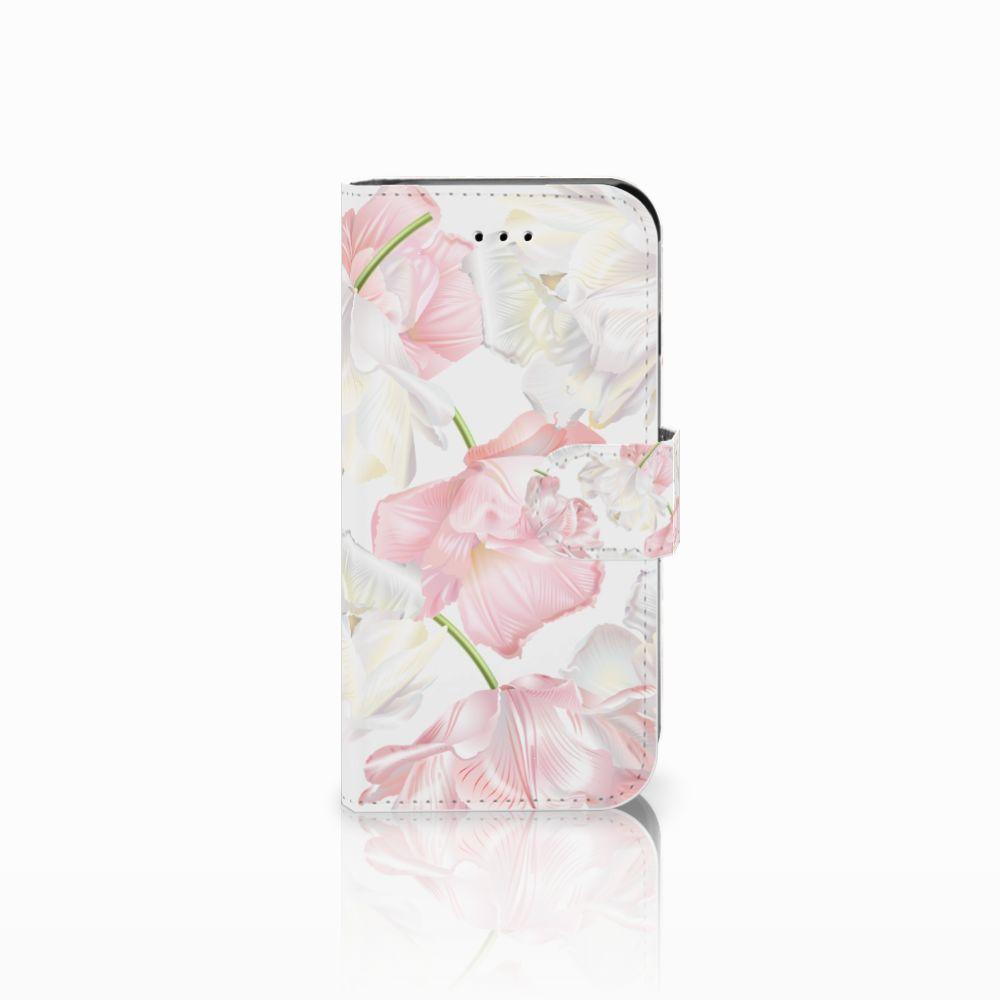 Apple iPhone 6 | 6s Boekhoesje Design Lovely Flowers