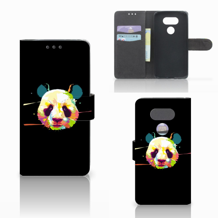 LG G5 Leuke Hoesje Panda Color