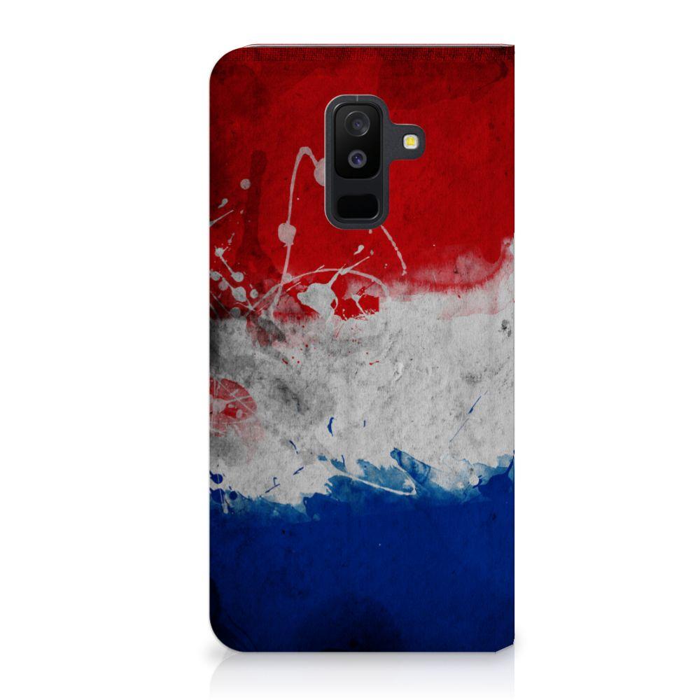 Samsung Galaxy A6 Plus (2018) Standcase Nederland