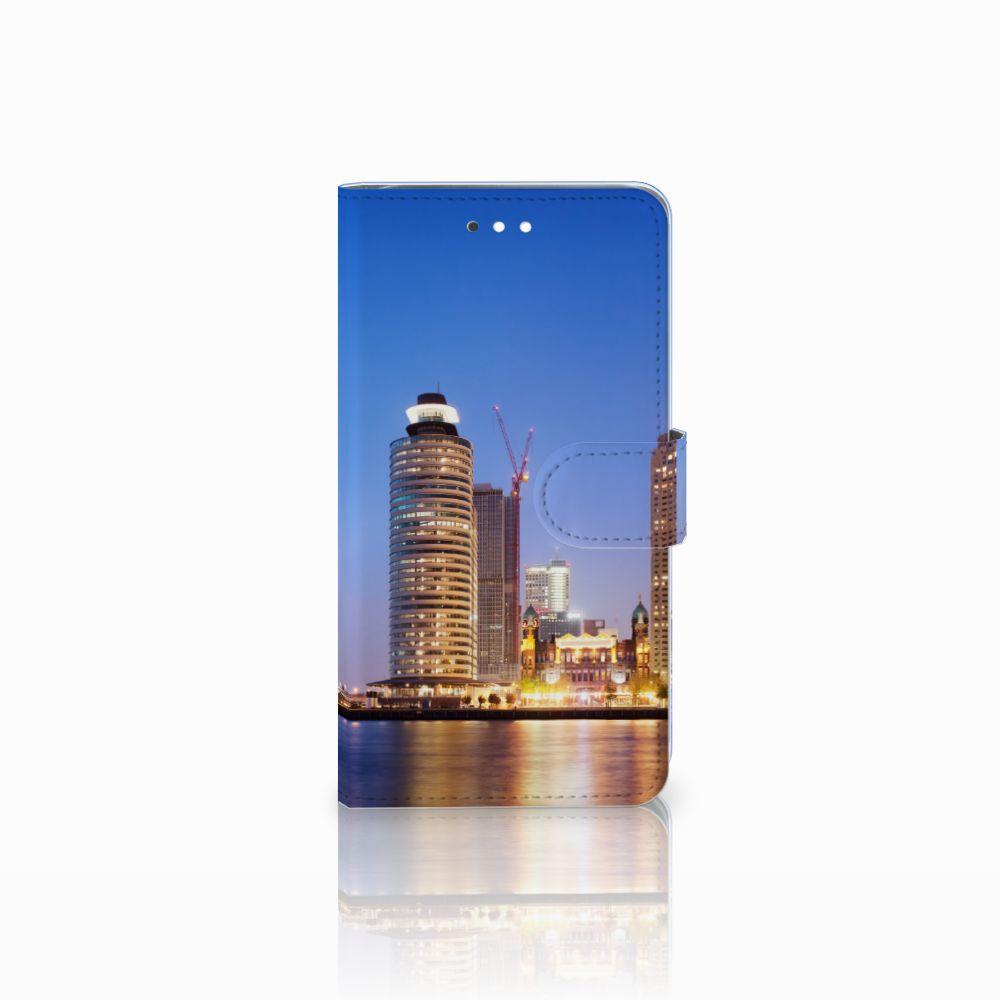 Huawei Ascend G7 Uniek Boekhoesje Rotterdam