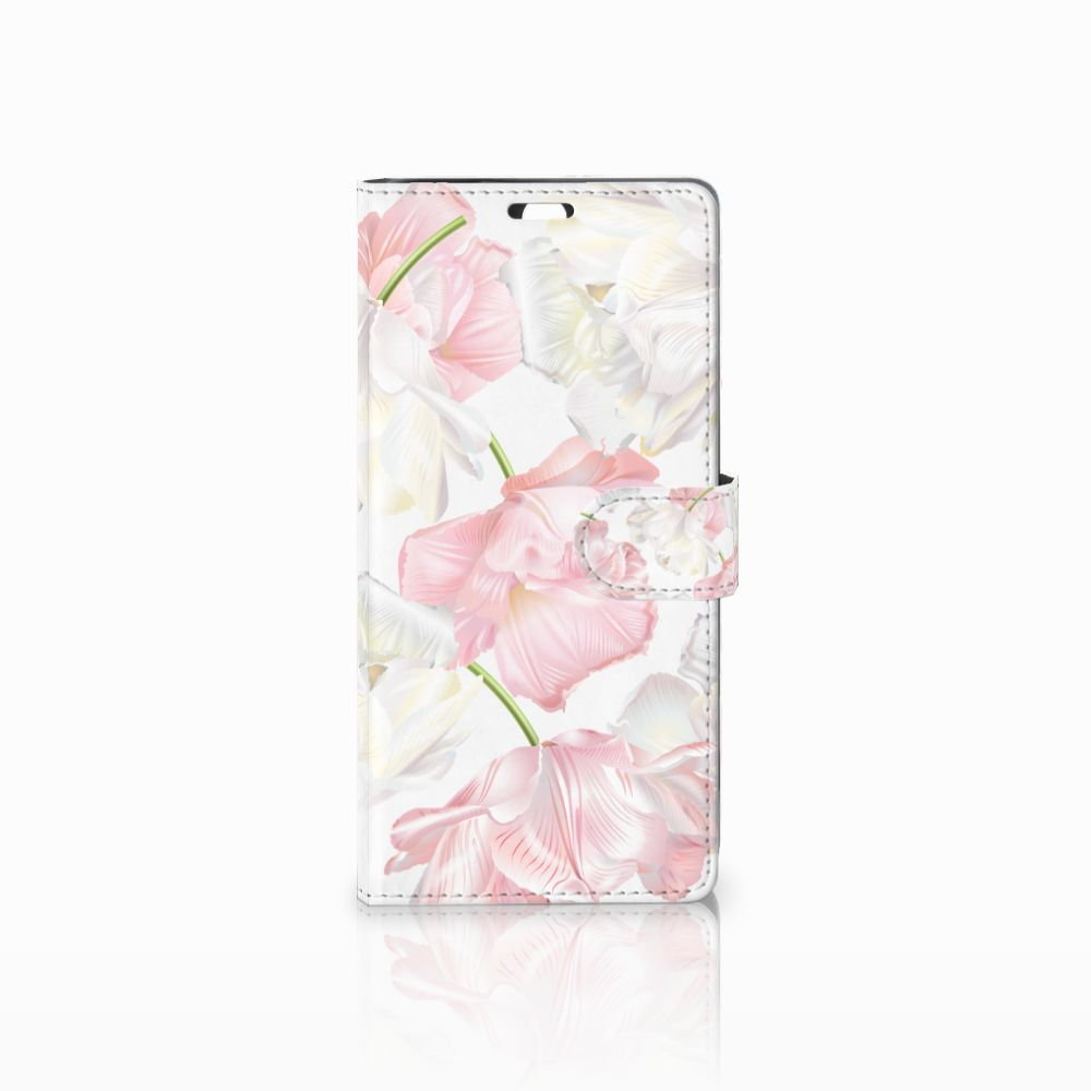 Sony Xperia C5 Ultra Boekhoesje Design Lovely Flowers