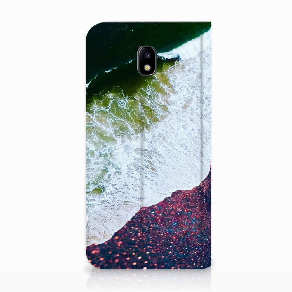 Samsung Galaxy J5 2017 Stand Case Sea in Space