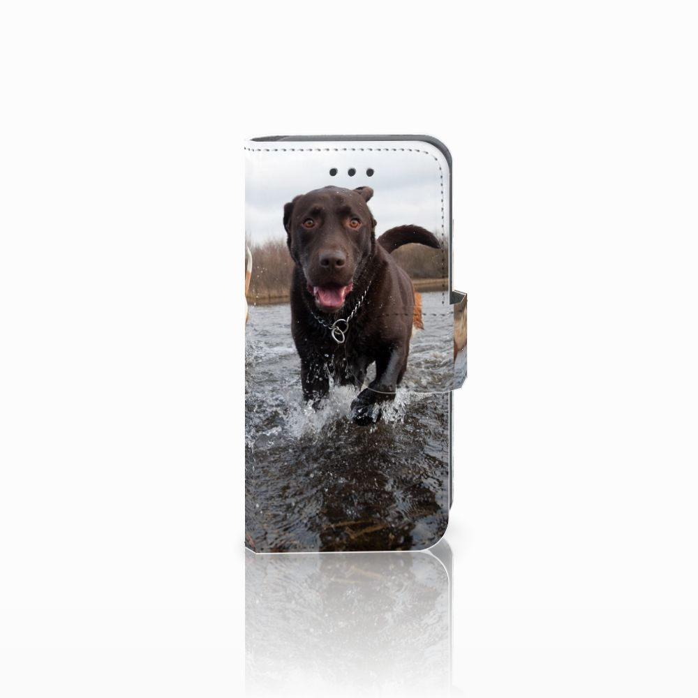 Apple iPod Touch 5 | 6 | iPod (2019) Boekhoesje Design Honden Labrador
