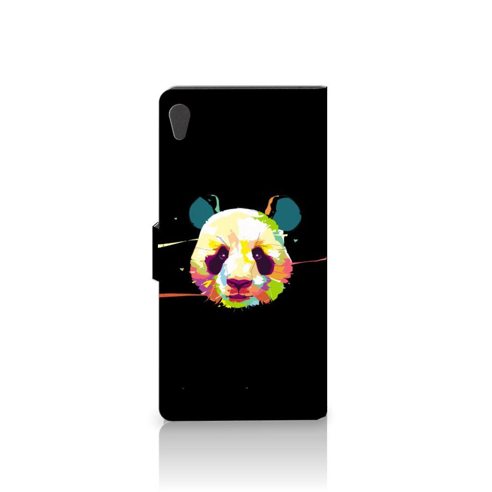 Sony Xperia XA Ultra Leuke Hoesje Panda Color