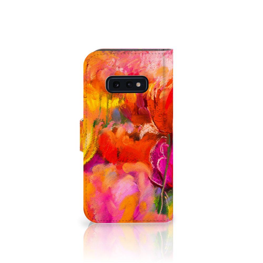 Hoesje Samsung Galaxy S10e Tulips