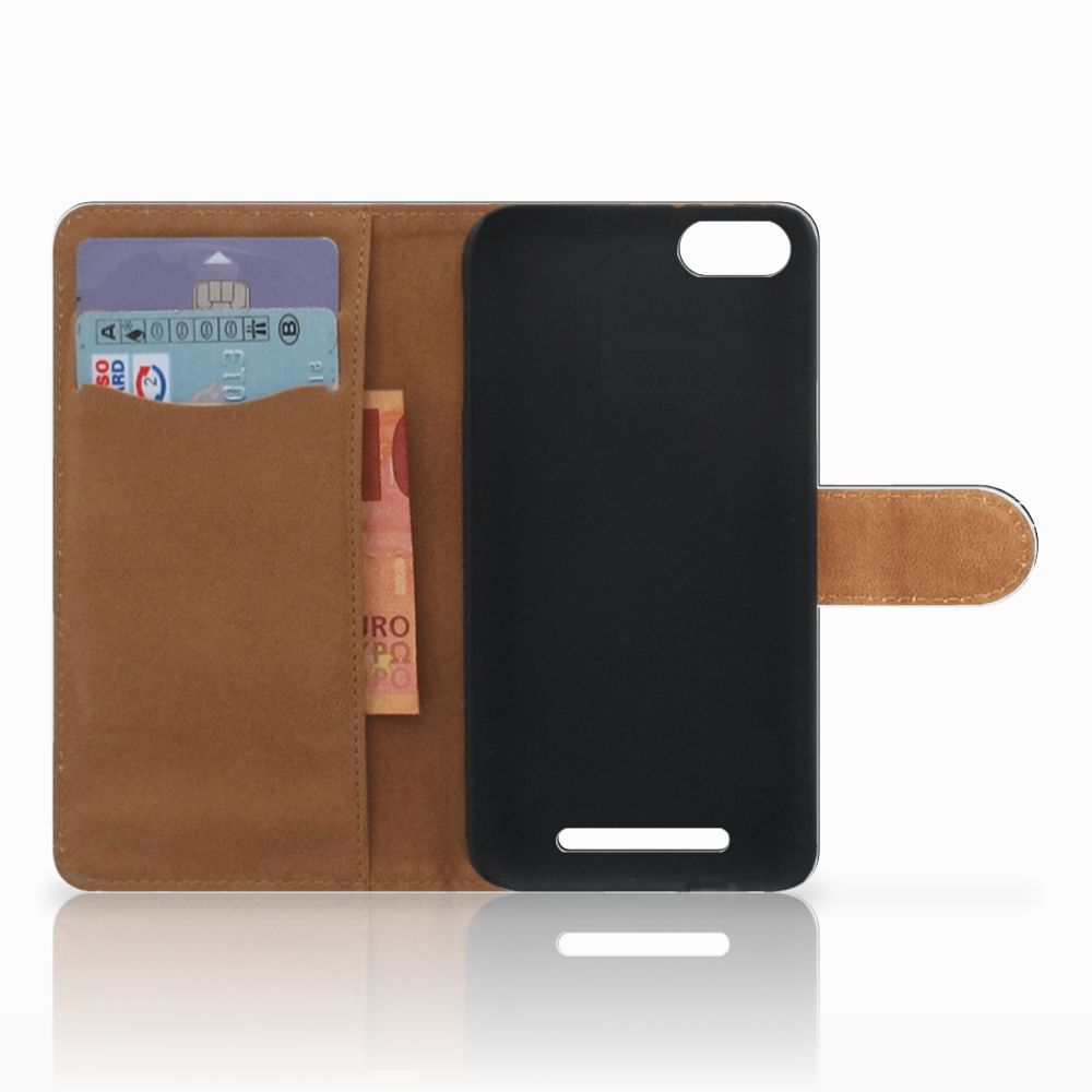 Wiko Lenny 3 Book Cover Whiskey