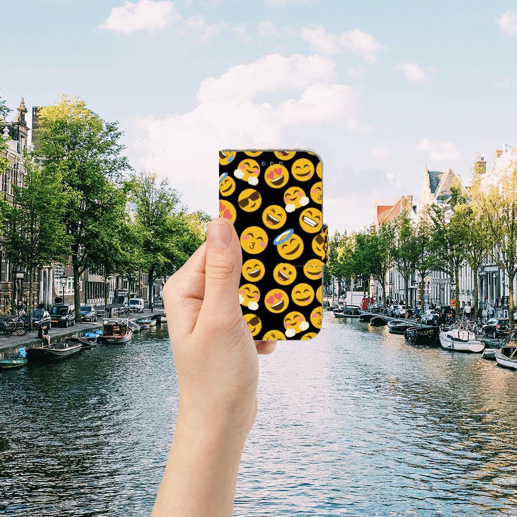 Samsung Galaxy Core Prime Boekhoesje Design Emoji