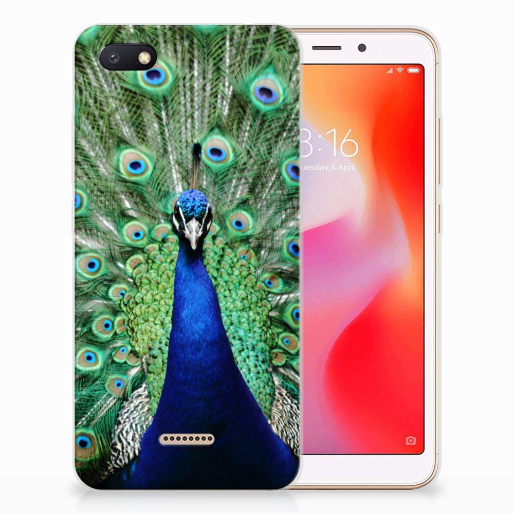 Xiaomi Redmi 6A TPU Hoesje Pauw
