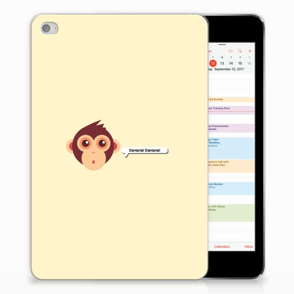 Apple iPad Mini 4 | Mini 5 (2019) Tablet Back Cover Monkey