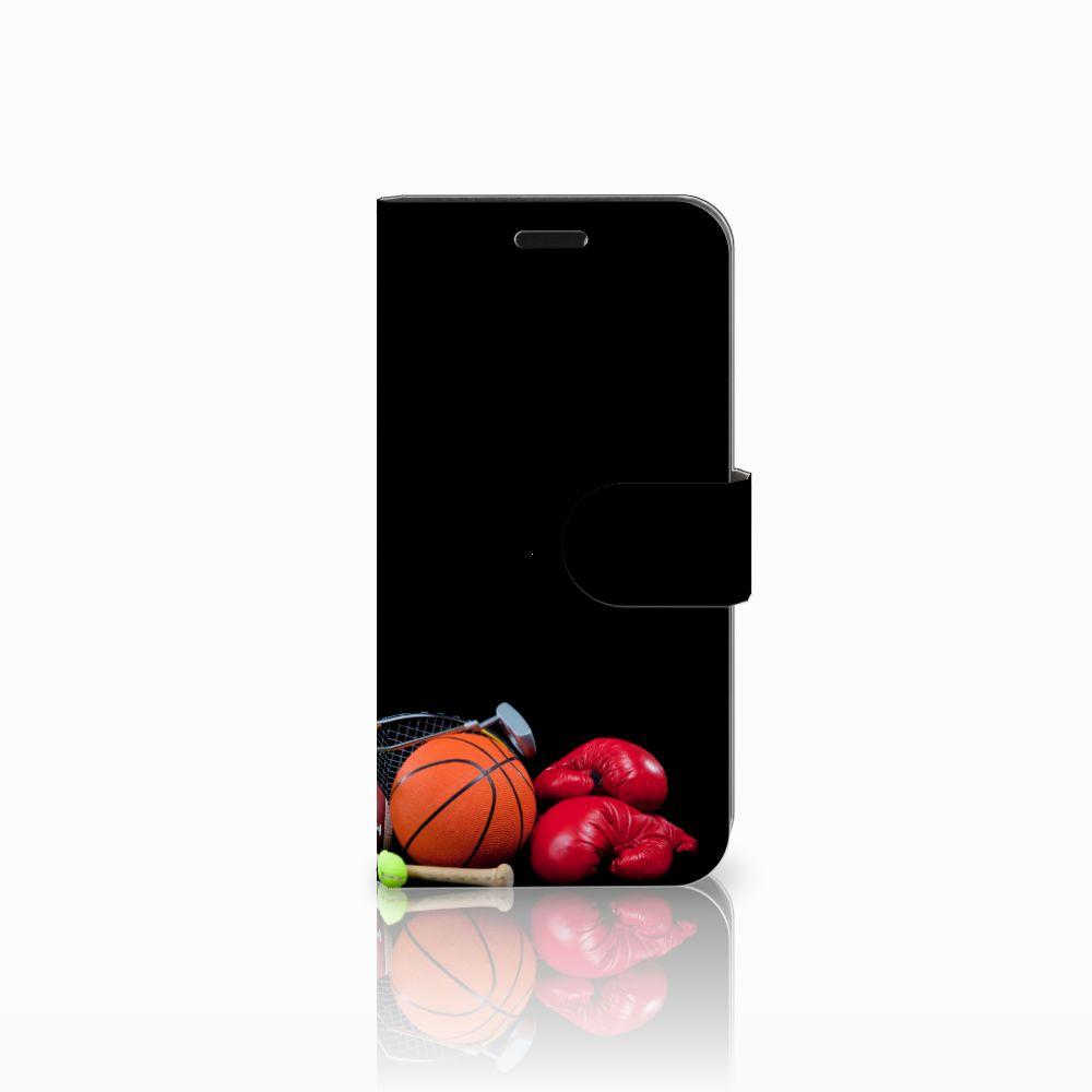 Huawei Nova Boekhoesje Design Sports