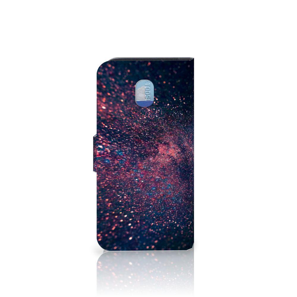 Samsung Galaxy J3 (2018) Bookcase Stars