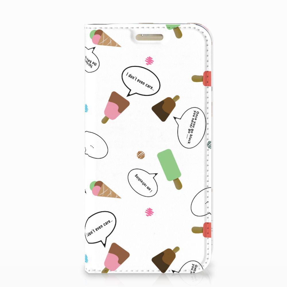 Samsung Galaxy A3 2017 Flip Style Cover IJsjes