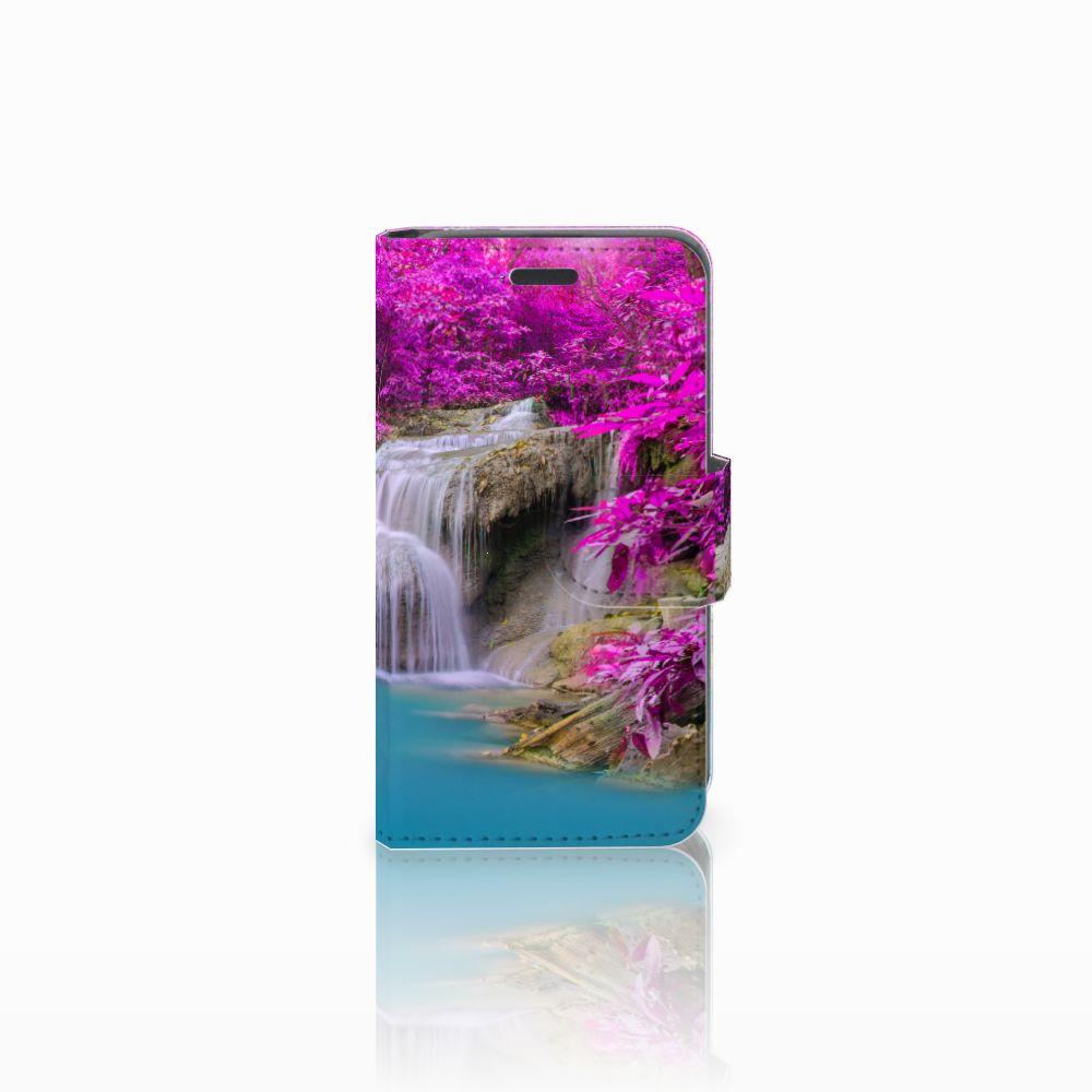 Nokia Lumia 520 Uniek Boekhoesje Waterval
