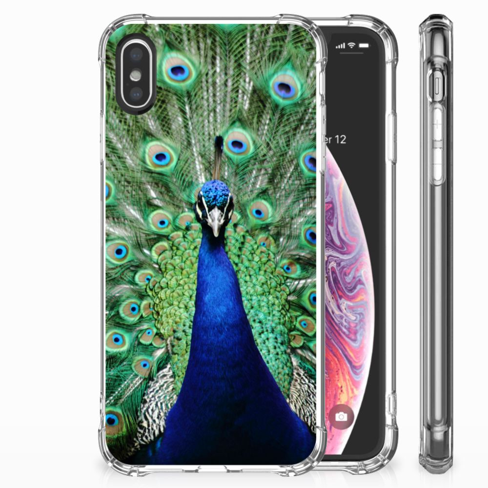 Apple iPhone X | Xs TPU Hoesje Design Pauw