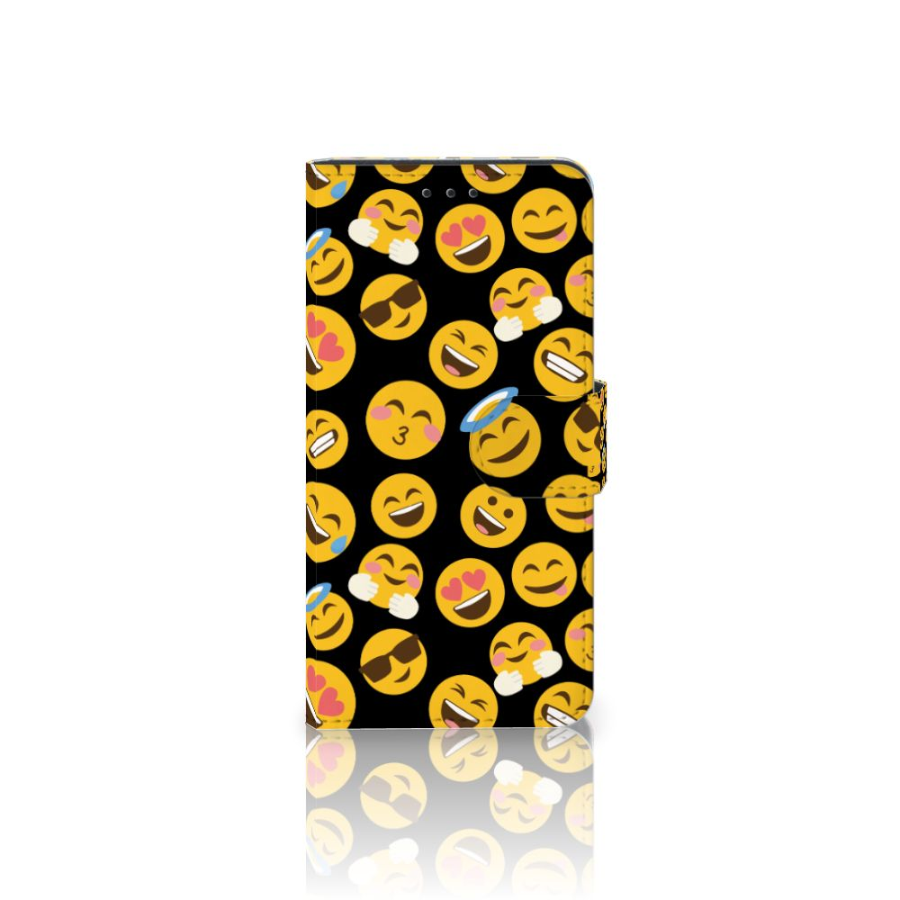 Samsung Galaxy J5 2017 Boekhoesje Design Emoji
