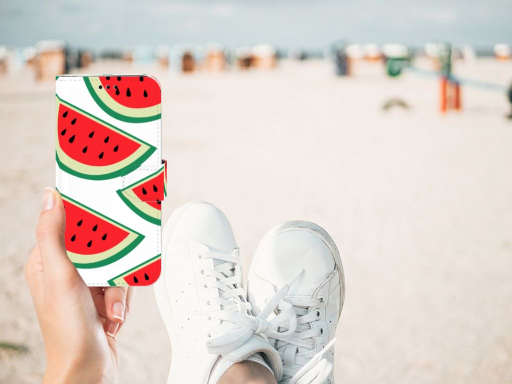 Samsung Galaxy J5 2017 Book Cover Watermelons
