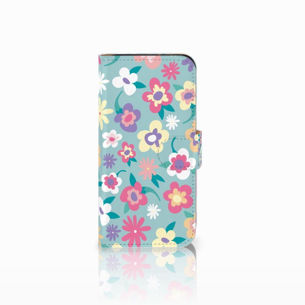 HTC One Mini 2 Boekhoesje Design Flower Power