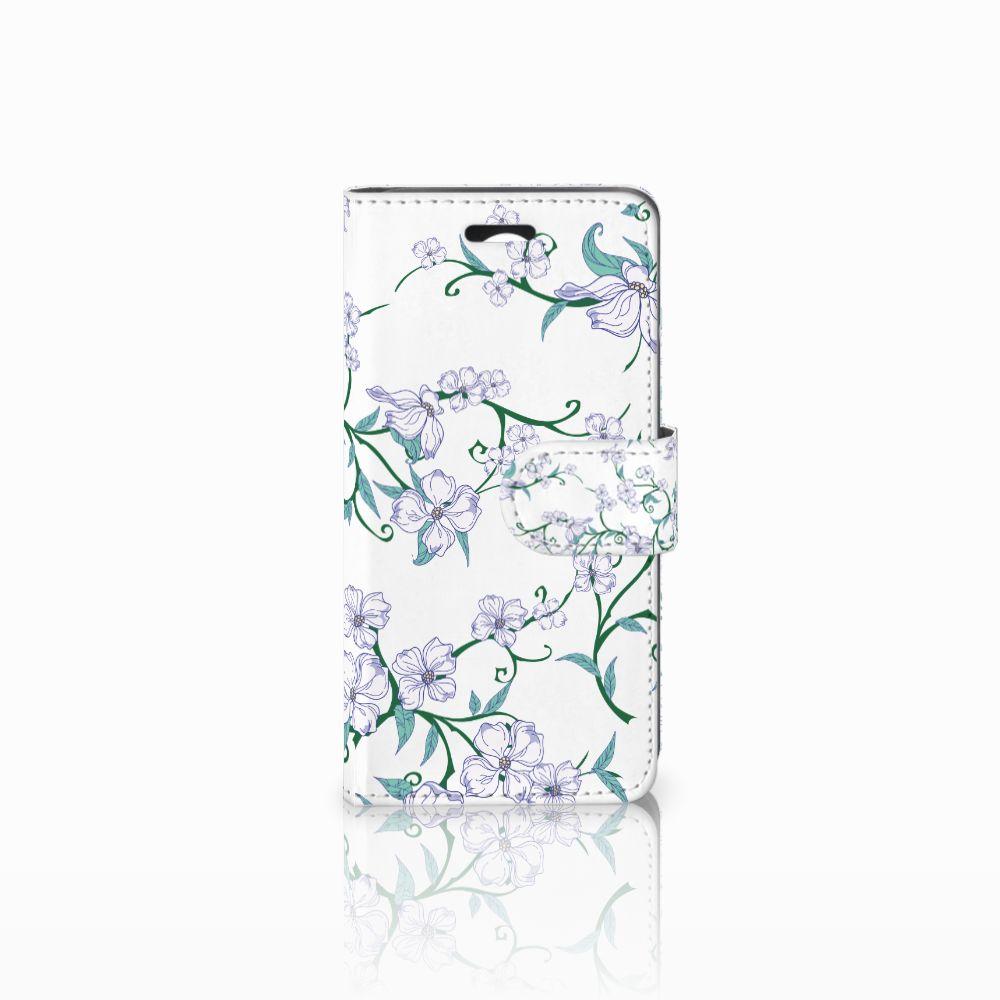 Huawei Y3 2 | Y3 II Uniek Boekhoesje Blossom White