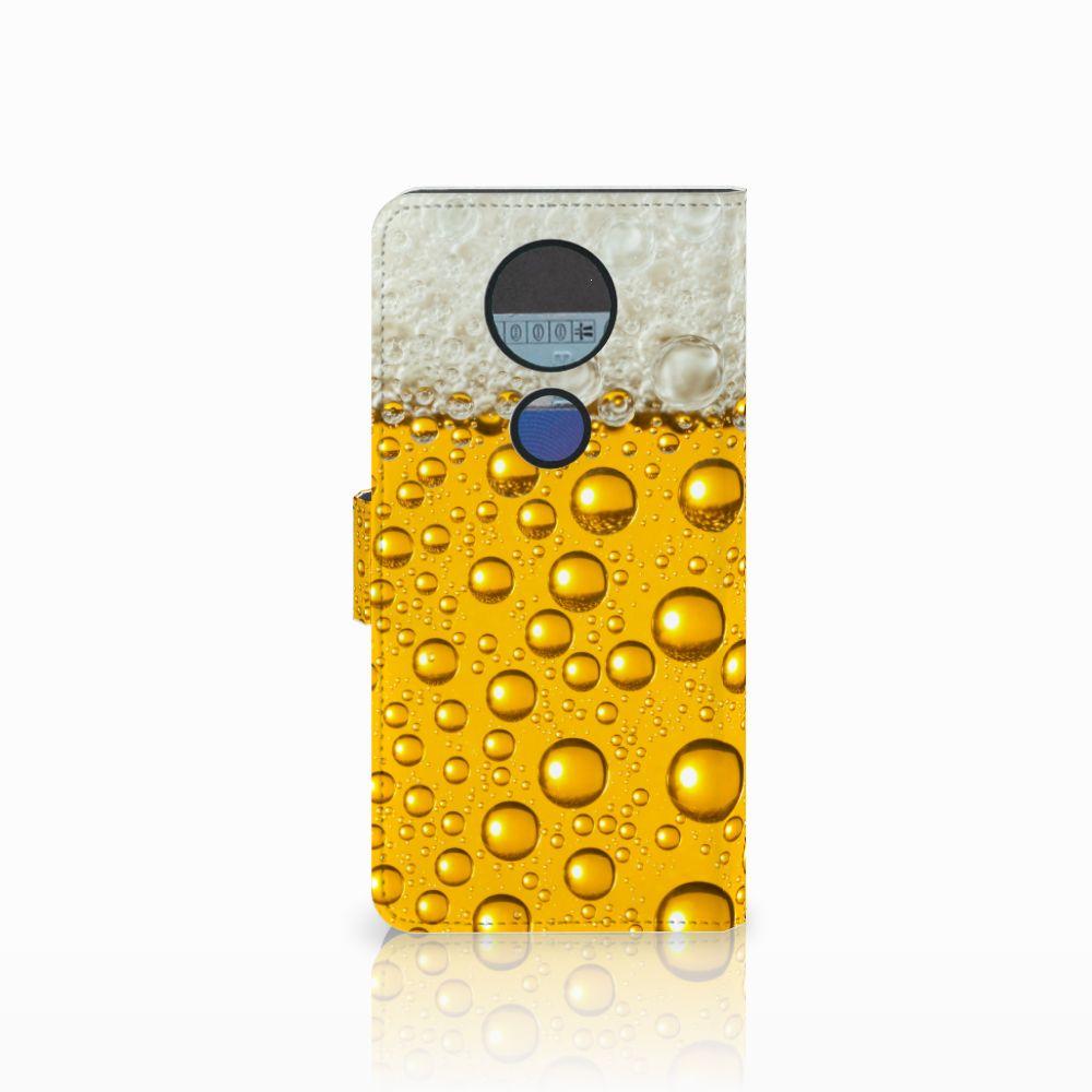 Motorola Moto E5 Plus Book Cover Bier